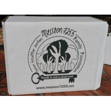 Mission Shipping Box